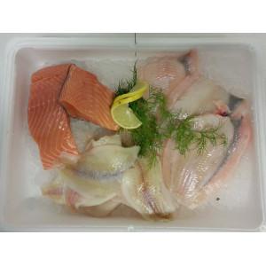Grill fiskekassen