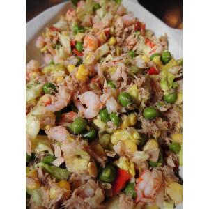 Skaldyr salat