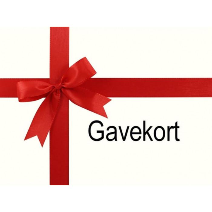 Gavekort (Klostergydens-Fisk.DK)