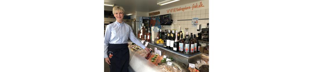 Klostergydens-Fisk / Den ALLERbedste / Gourmet-kvalitet lige til din dør.
